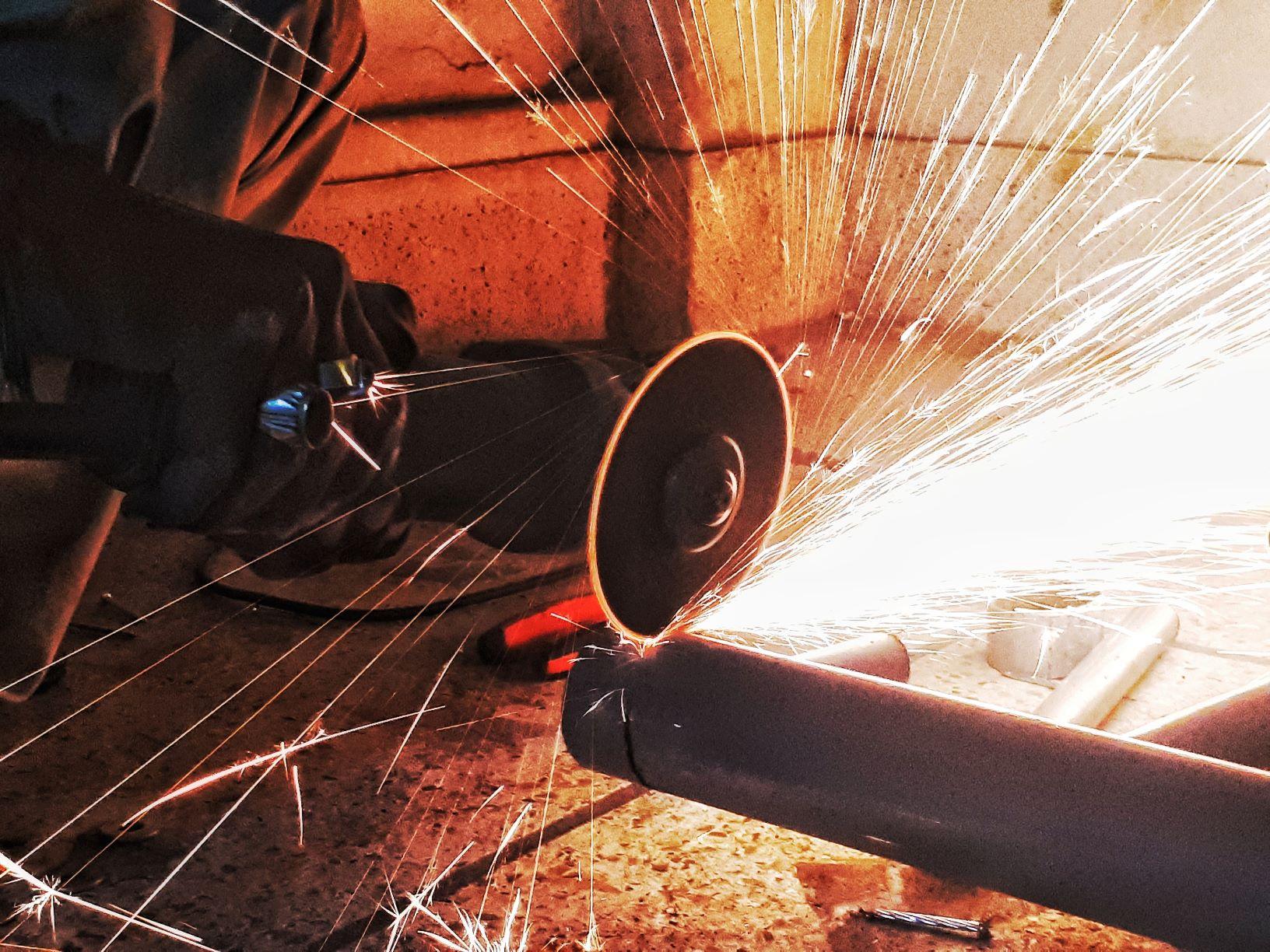 Cutting steel