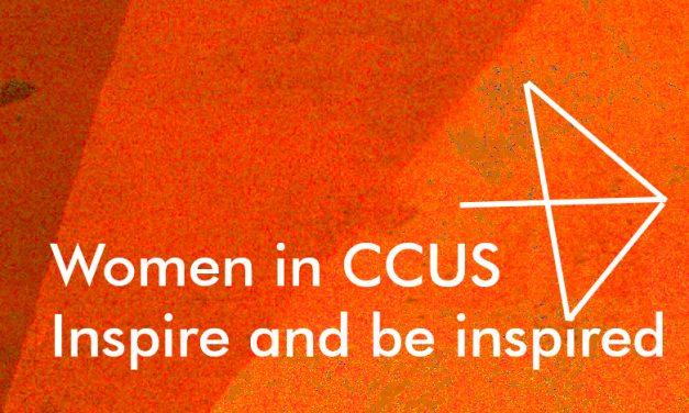 Virtual workshop on women in CCUS (registration closed)