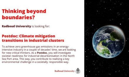 Radboud University is looking for a post-doc researcher for C<sup>4</sup>U