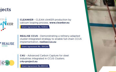 These EU-funded projects aim to improve carbon capture for industrial emissions